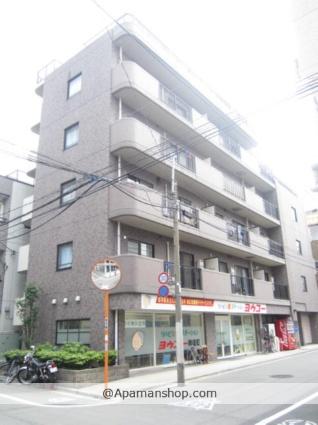 東京都台東区、田原町駅徒歩10分の築20年 6階建の賃貸マンション