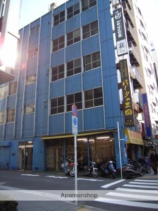 東京都台東区、上野駅徒歩3分の築42年 5階建の賃貸マンション