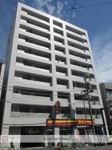 東京都台東区、浅草駅徒歩2分の築15年 10階建の賃貸マンション