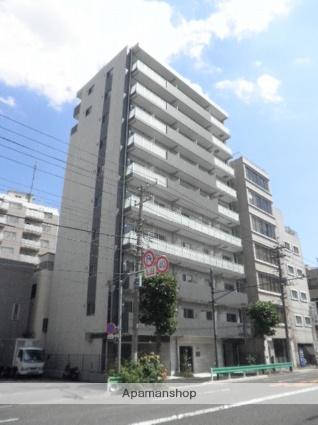 東京都台東区、浅草駅徒歩12分の築2年 10階建の賃貸マンション