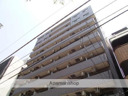 東京都中央区、築地駅徒歩4分の築15年 11階建の賃貸マンション
