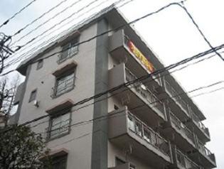 東京都文京区、飯田橋駅徒歩10分の築43年 5階建の賃貸マンション