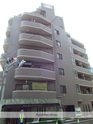 東京都文京区、飯田橋駅徒歩10分の築20年 9階建の賃貸マンション