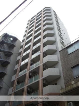 東京都台東区、浅草駅徒歩2分の築9年 15階建の賃貸マンション