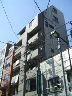 東京都台東区、上野駅徒歩4分の築17年 7階建の賃貸マンション