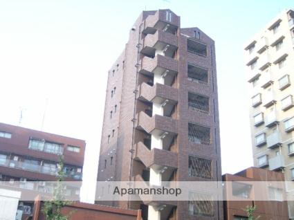 東京都台東区、鶯谷駅徒歩12分の築17年 9階建の賃貸マンション