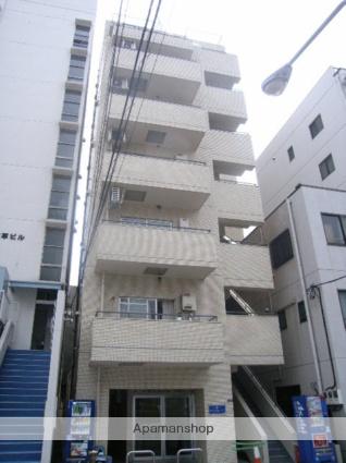 東京都台東区、田原町駅徒歩5分の築30年 9階建の賃貸マンション