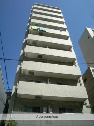 東京都台東区、浅草駅徒歩4分の築9年 12階建の賃貸マンション