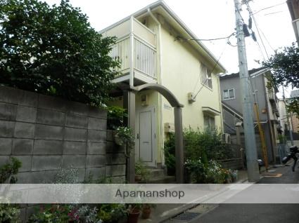 東京都新宿区、神楽坂駅徒歩7分の築24年 2階建の賃貸アパート