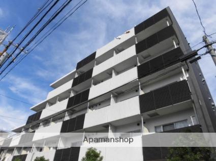東京都品川区、戸越銀座駅徒歩2分の築9年 6階建の賃貸マンション