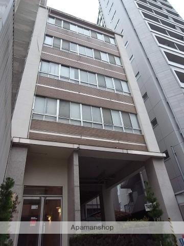 東京都港区、田町駅徒歩7分の築50年 5階建の賃貸マンション