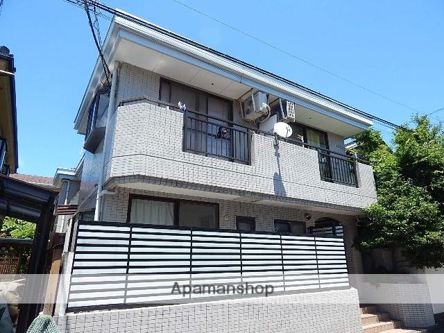 東京都国立市、国立駅徒歩17分の築26年 2階建の賃貸アパート