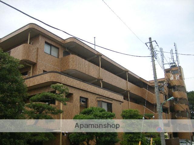 東京都小平市、国分寺駅徒歩22分の築24年 5階建の賃貸マンション