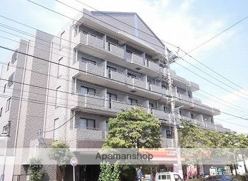 東京都国立市、矢川駅徒歩26分の築20年 5階建の賃貸マンション
