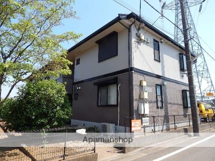 東京都国分寺市、東大和市駅徒歩30分の築20年 2階建の賃貸アパート