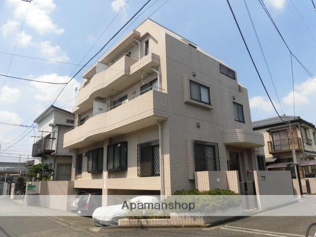東京都国立市、谷保駅徒歩16分の築26年 3階建の賃貸マンション