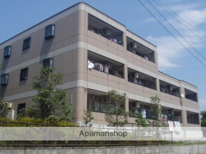 東京都東村山市、西武園駅徒歩19分の築18年 3階建の賃貸マンション