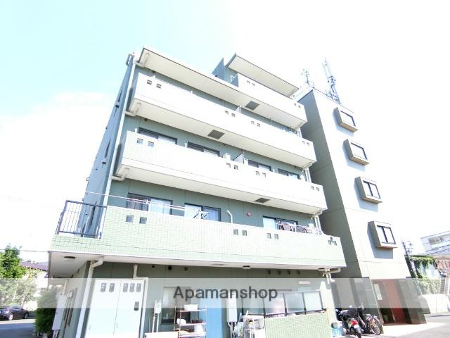 東京都府中市、白糸台駅徒歩11分の築14年 5階建の賃貸マンション