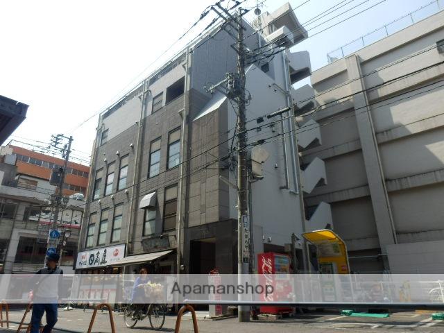 東京都国分寺市、国分寺駅徒歩2分の築20年 4階建の賃貸マンション