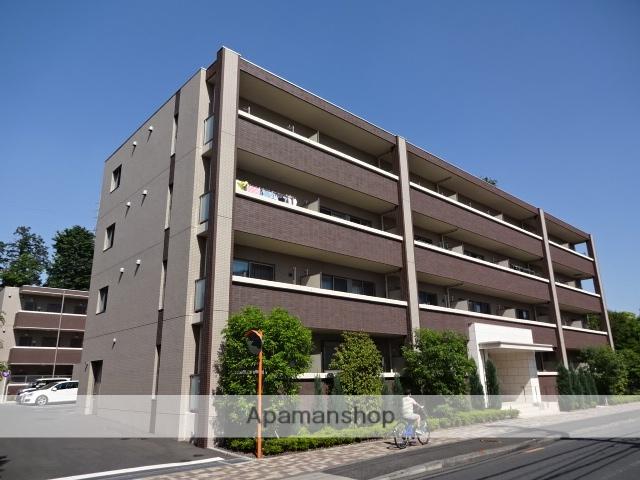 東京都国分寺市、西国分寺駅徒歩29分の築3年 4階建の賃貸マンション