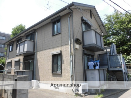 東京都国立市、谷保駅徒歩21分の築15年 2階建の賃貸アパート