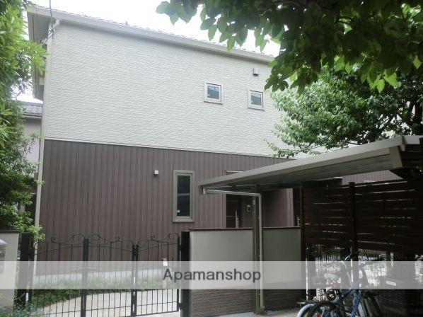 東京都国立市、谷保駅徒歩22分の築4年 2階建の賃貸テラスハウス