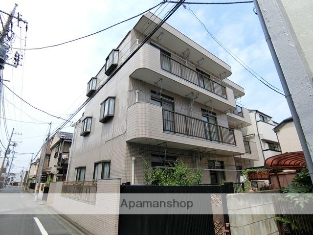 東京都国分寺市、西国分寺駅徒歩24分の築24年 3階建の賃貸マンション