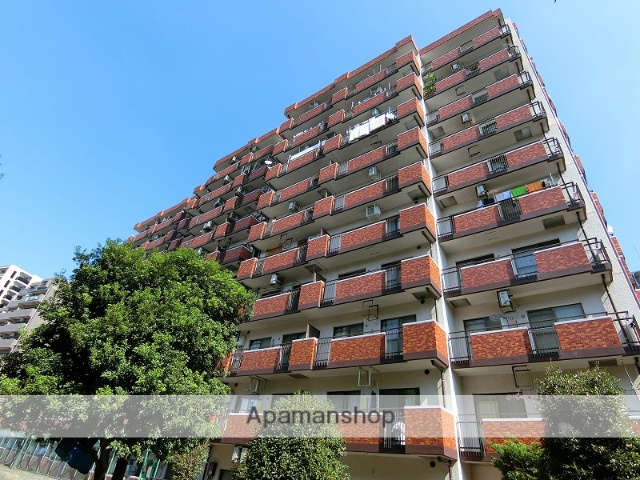 東京都府中市、府中本町駅徒歩9分の築30年 10階建の賃貸マンション