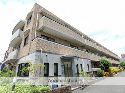 東京都府中市、多磨霊園駅徒歩8分の築18年 3階建の賃貸マンション