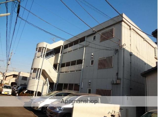 東京都国分寺市、西国分寺駅徒歩14分の築27年 3階建の賃貸マンション