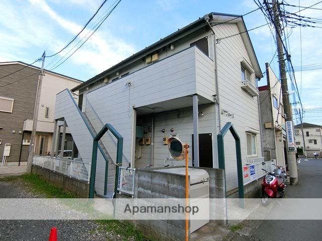 東京都国分寺市、西国分寺駅徒歩3分の築26年 2階建の賃貸アパート