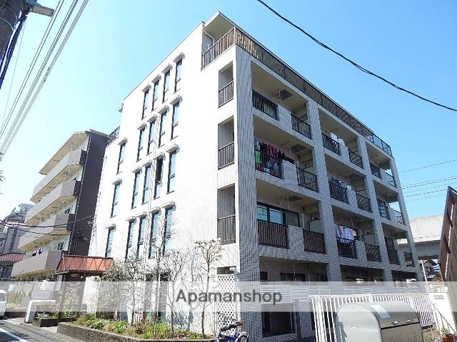 東京都国立市、矢川駅徒歩24分の築26年 5階建の賃貸マンション