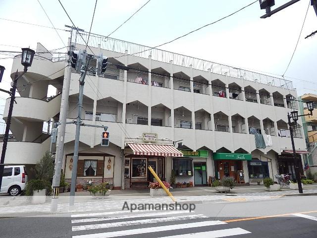 東京都国立市、矢川駅徒歩18分の築39年 3階建の賃貸マンション