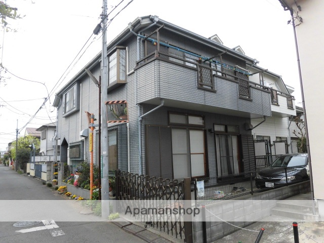 東京都国分寺市、西国分寺駅徒歩19分の築25年 2階建の賃貸アパート