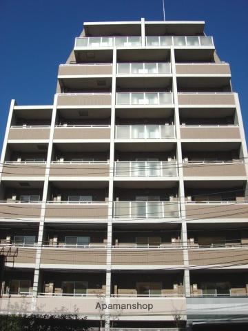 東京都府中市、府中本町駅徒歩11分の築9年 9階建の賃貸マンション