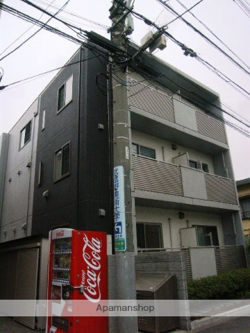 東京都小平市、新小平駅徒歩15分の築9年 3階建の賃貸マンション