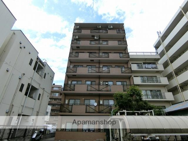 東京都府中市、府中本町駅徒歩7分の築23年 7階建の賃貸マンション