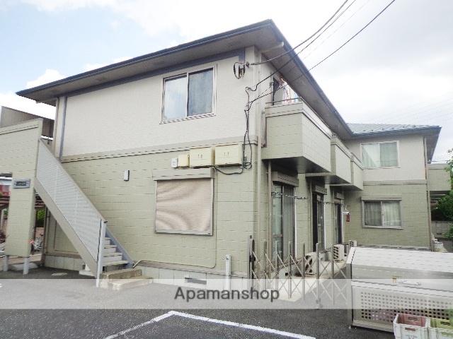 東京都府中市、武蔵小金井駅徒歩28分の築13年 2階建の賃貸アパート