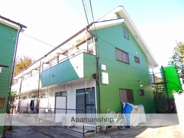 東京都国分寺市、西国分寺駅徒歩27分の築24年 2階建の賃貸アパート