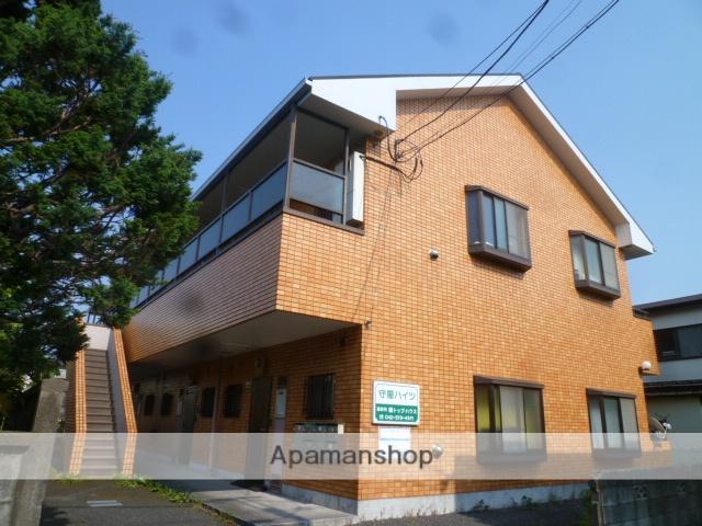 東京都国立市、谷保駅徒歩22分の築20年 2階建の賃貸マンション