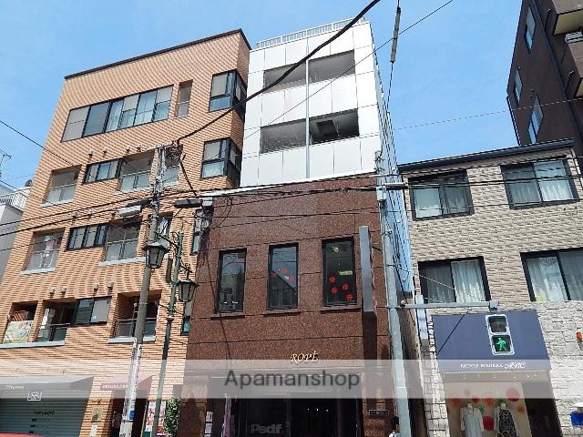 東京都国立市、矢川駅徒歩18分の築20年 5階建の賃貸マンション