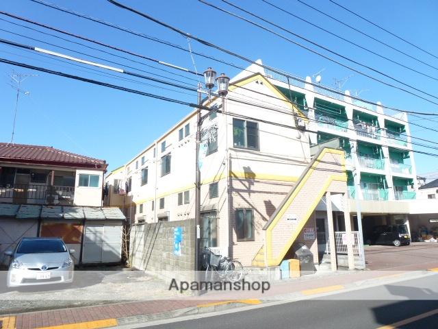 東京都国分寺市、西国分寺駅徒歩21分の築10年 2階建の賃貸アパート