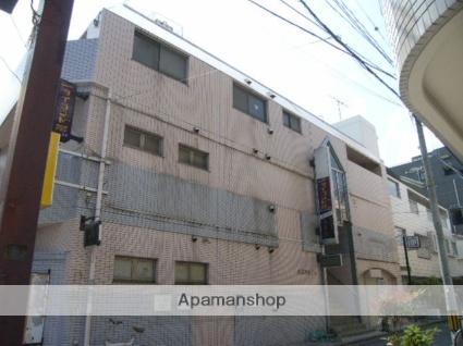 東京都国分寺市、国分寺駅徒歩3分の築24年 3階建の賃貸マンション