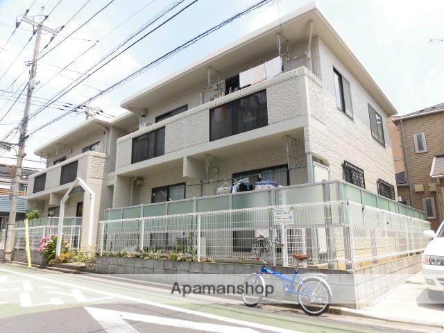 東京都国立市、矢川駅徒歩18分の築20年 2階建の賃貸アパート