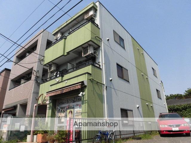 東京都国立市、谷保駅徒歩20分の築23年 3階建の賃貸マンション