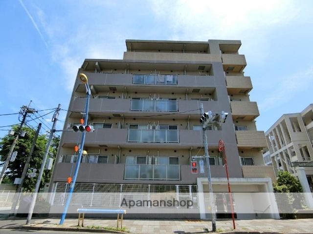 東京都府中市、府中本町駅徒歩23分の築10年 6階建の賃貸マンション