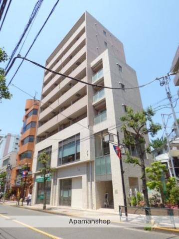 東京都国分寺市、武蔵小金井駅徒歩31分の築3年 9階建の賃貸マンション