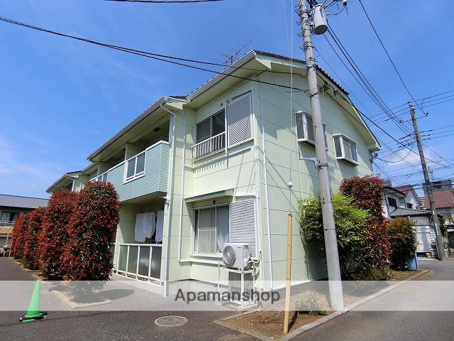東京都国分寺市、北府中駅徒歩28分の築24年 2階建の賃貸アパート