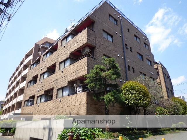東京都府中市、府中本町駅徒歩11分の築28年 5階建の賃貸マンション