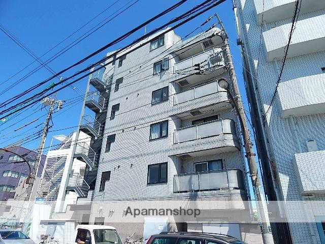 東京都国立市、谷保駅徒歩2分の築24年 6階建の賃貸マンション